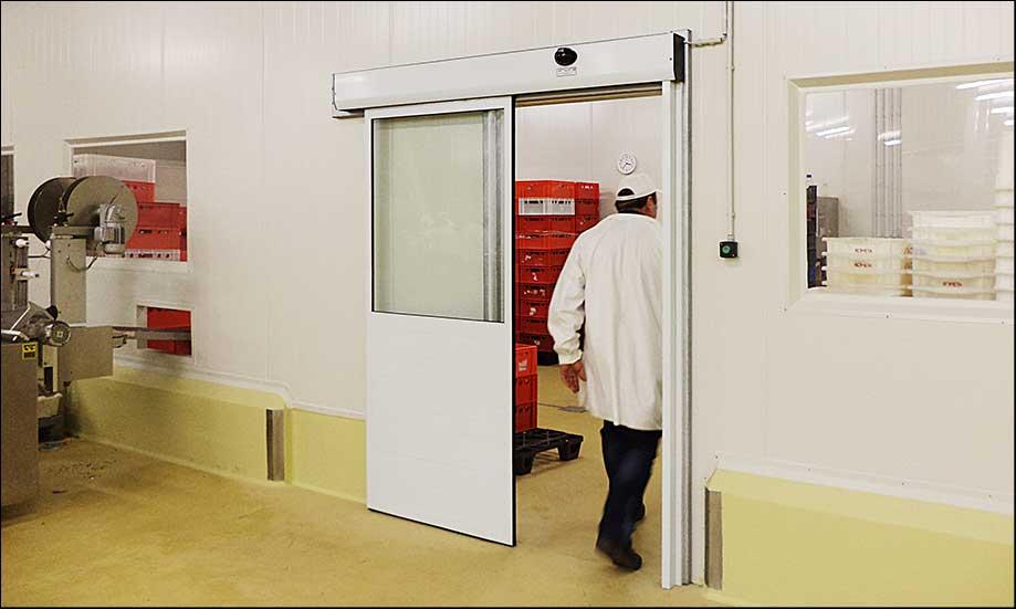Intelligens automata ajtó